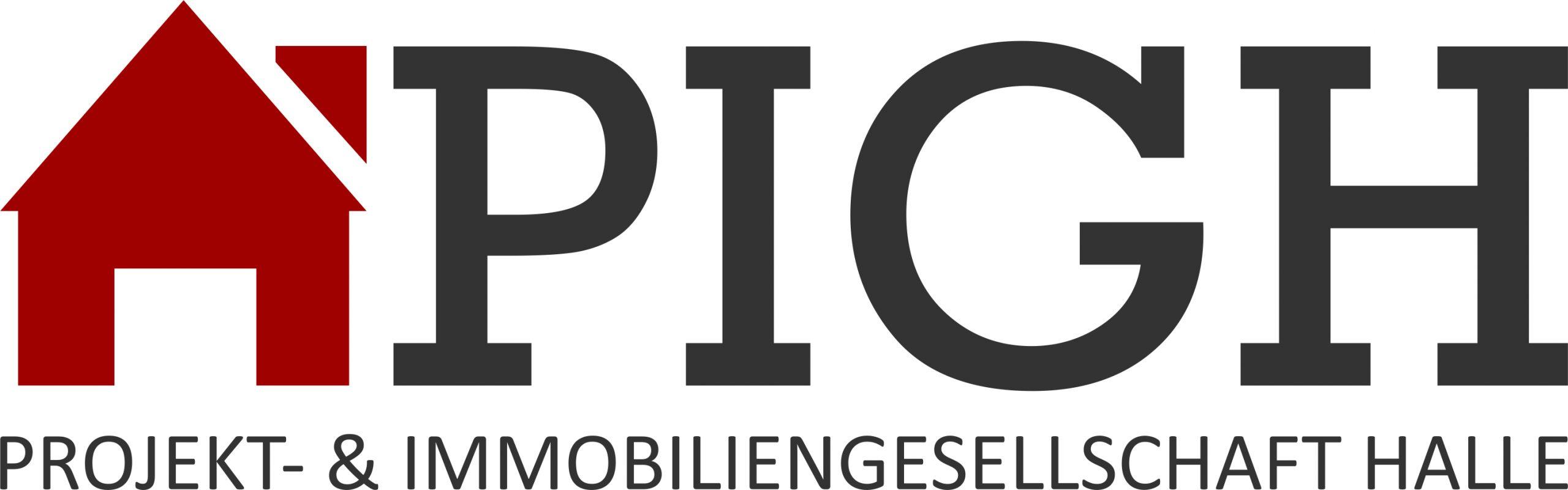 Projekt- und Immobiliengesellschaft Halle mbH Logo